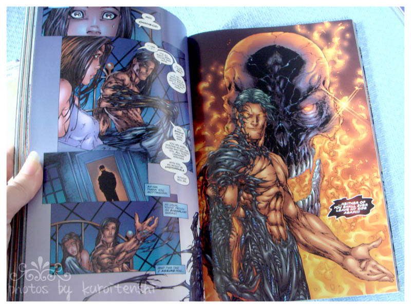 Gently Used Graphic Novels - Witchblade Origins Vol1-3