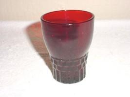 Anchor Hocking Royal Ruby Windsor Juice Tumbler - $14.99
