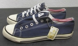 CONVERSE CHUCK TAYLOR LIMITED EDITION NAVY BLUE SNEAKERS WOMEN'S 11.5 NW... - $49.60
