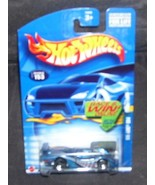 Hot Wheels SOL-AIRE CX4 Diecast Car #153 NEW From 2002 - $3.99