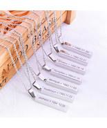 KPOP MONSTA X Necklace For Women and Men Shownu Monsta X Accessories Pen... - $1.89