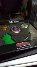 AVENGERS AGE OF ULTRON METAL KEY CHAINS LIMITED EDITION SET NO LONGER PR... - $49.99