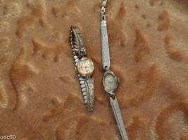 2 lady`s watches for parts - $15.00