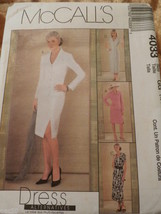 Mc Call`S Women`S Jacket Dress And Skirt Pattern  4033 - $6.50