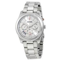 Fossil Perfect Boyfriend Silver Dial Ladies Watch ES3883 - $234.60