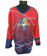Vintage Florida Panthers Jersey NHL Hockey All Over Print Nike Men's XL ... - $55.00