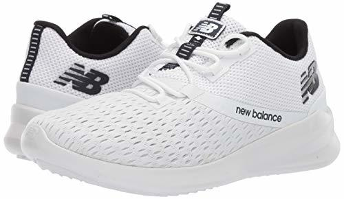 Balance Men's District Run V1 CUSH + Sneaker, white, 9 Medium US image 6