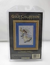 Twilight Angel The Gold Collection Petites - Dimensions Counted Cross St... - $12.30