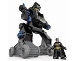 Imaginext Batbot Robot Tank Remote Control Transformer Creative Gift Christmas