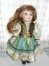Connoisseur Doll Collection, Signed Seymour Mann 12in Doll - $21.80