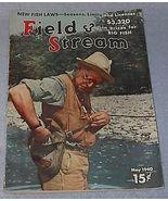 Field and Stream Magazine May 1940 Hunting Fishing - $9.95
