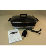 WestBend Non-Stick Electric Skillet Oblong 15-i... - $44.54
