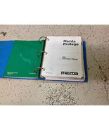 2001 Mazda Protege Service Repair Workshop Shop Manual OEM Factory Set W... - $158.34