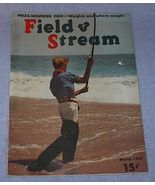 Field and Stream Magazine March 1939 Hunting Fishing - $9.95