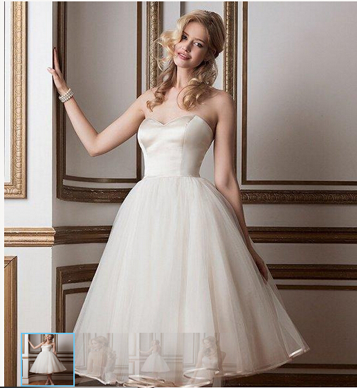 Champagne Wedding Dresses A Line : Sweetheart a line champagne tulle bridesmaid dress