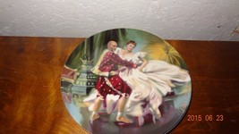 "The King and I "" Shall We Dance"" Knowles 1985 Collector's Plate Musical - $25.25"