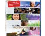 MEET THE MORMONS BLU-RAY - SINGLE DISC EDITION - NEW UNOPENED