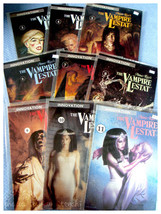 The Vampire Lestat Comic issues 3-11 - $13.00