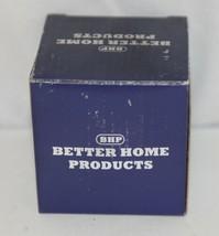 Better Home Products 41911DB Egg Knob Handle Set Trim Dark Bronze image 2