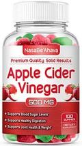 NASA Beahava Apple Cider Vinegar Gummies 100-Count Promote Fast Fat Burn... - $19.40
