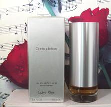 Calvin Klein Contradiction EDP Spray 3.4 FL. OZ. - $44.99