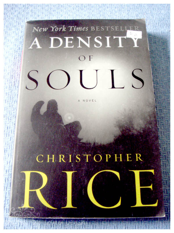 A Density of Souls softcover