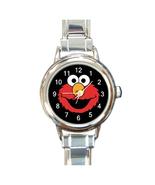 Elmo-sesame-street_italian_charm_ladies_watch_thumbtall