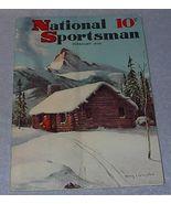 National Sportsman Magazine February 1940 Hunting Fishing - $8.00