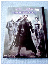 Gently Used DVD - Matrix - $4.00