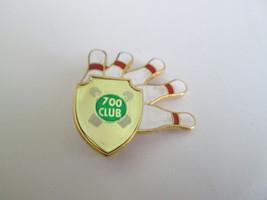 Vintage NOS 700 Club Bowling Pin. Enamel Bowling Pin.  - $9.00