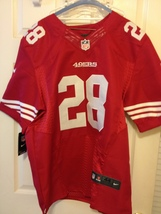 Carlos Hyde SF 49er Nike Gameday Jersey - $20.00