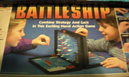 Battleship Game By Milton Bradley - $17.95