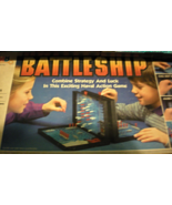 Board Game -Battleship Game By Milton Bradley - $10.00