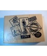 Dawn Houser Postal Collage 8365-Y New - $12.59