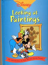 Looking At Paintings  (Disney) - $5.00