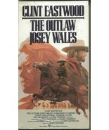 Outlaw Josey Wales VINTAGE VHS Cassette Clint Eastwood - $14.84