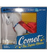 DC Direct Comet The Super-Horse Soft Toy Supergirl's Pet Horse Rare Hard... - $99.95