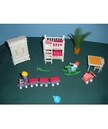Vintage Playmobil #5312 Victorian Children's Be... - $55.00