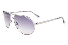Tom Ford Marko Gunmetal / Gray Sunglasses TF144 08B - $234.22