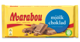Marabou CHOCOLATE CHOOSE 8 *EIGHT* Bars 180-200g Made in Sweden - $36.62