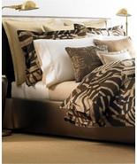 Ralph Lauren Victoria Falls Zebra Stripe Flat Sheet King - $78.00