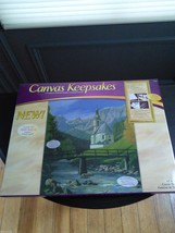 Canvas Keepsakes Paint by Number - $19.75