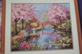 JAPANESE GARDEN BY PAINT WORKS PAINT BY NUMBER ... - $23.95