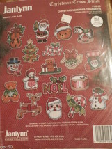 Janlynn Xmas Memories Cross Stitch  Kit - $15.00