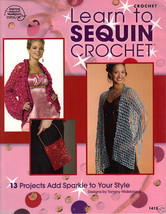 Learn To Sequin Crochet - $6.50