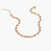 J.Crew Womens CRYSTAL HOPSCOTCH NECKLACE~*~Sold... - $46.00