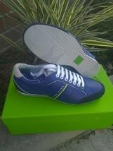 Hugo Boss Leather Men's Casual Shoes Victoire LA Size 11 US - $197.95