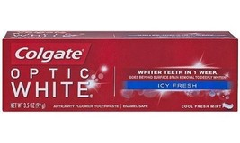 Colgate Optic White Icy Fresh Cool Fresh Mint Toothpaste - $7.87