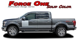 2015-2016 Force One F-150 Solid Color Side Hock... - $134.99