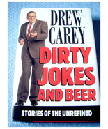 Used Book Drew Carey's Dirty Jokes and Beer - $2.50